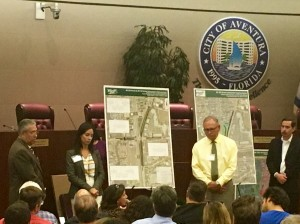FDOT Public Hearing, June 2016
