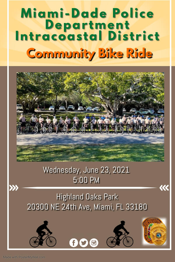 Community Bike Ride 6-2021